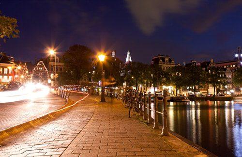 city Amsterdam